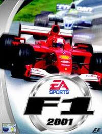 Game Box for F1 2001 (PC)