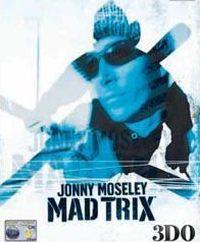 Okładka Jonny Moseley: Mad Trix (GBA)
