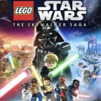 Game Box for LEGO Star Wars: The Skywalker Saga (PC)