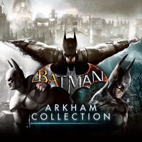 Game Box for Batman: Arkham Collection (PS4)