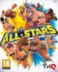 Okładka WWE All Stars (X360)