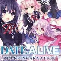 Game Box for Date A Live: Rio Reincarnation (PC)