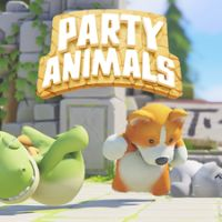 Game Box for Party Animals (PS4)