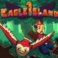 Okładka Eagle Island (Switch)