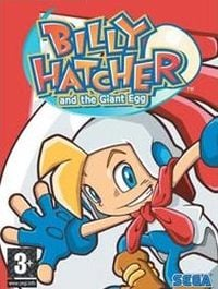 Game Box for Billy Hatcher and the Giant Egg (GCN)