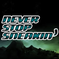 Game Box for Never Stop Sneakin' (Switch)