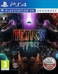 Okładka Tetris Effect (PS4)