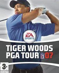 Okładka Tiger Woods PGA Tour 07 (PC)