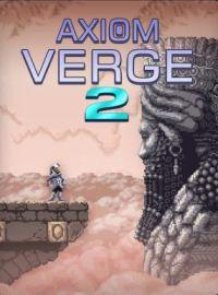 Okładka Axiom Verge 2 (PC)