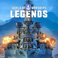 Game Box for World of Warships: Legends (XONE)