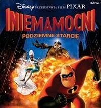 Okładka The Incredibles: Rise of the Underminer (PC)