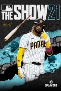 Okładka MLB: The Show 21 (PS4)