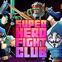 Game Box for Super Hero Fight Club: Reloaded (Switch)