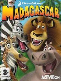Okładka Madagascar (PC)