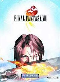 Game Box for Final Fantasy VIII (PC)