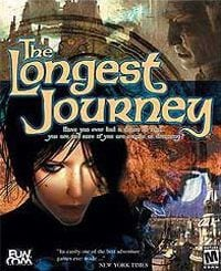 Okładka The Longest Journey (PC)