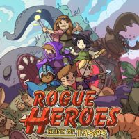 Game Box for Rogue Heroes: Ruins of Tasos (PC)