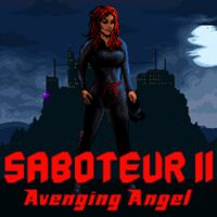 Saboteur II: Avenging Angel cover