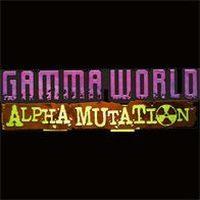 Okładka Gamma World: Alpha Mutation (X360)