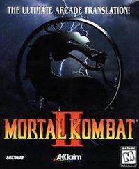 Okładka Mortal Kombat II (PS3)