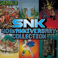 Okładka SNK 40th Anniversary Collection (PC)