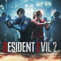 Game Box for Resident Evil 2 (PC)