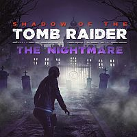 Game Box for Shadow of the Tomb Raider: The Nightmare (PC)