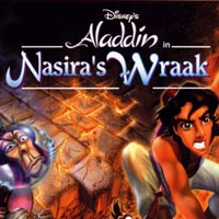 Game Box for Disney's Aladdin in Nasira's Revenge (PC)