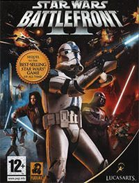Game Box for Star Wars: Battlefront II (2005) (PC)