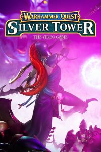 Warhammer Quest: Silver Tower (PC cover