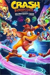 Okładka Crash Bandicoot 4: It's About Time (PS4)