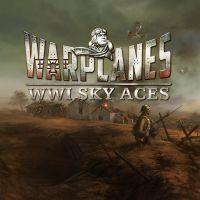 Okładka Warplanes: WW1 Sky Aces (PC)