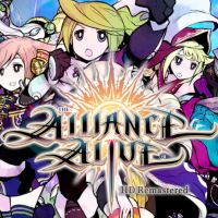 Game Box for The Alliance Alive HD Remastered (PC)