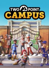 Two Point Campus (PS4 cover