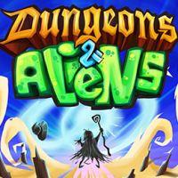 Okładka Dungeons & Aliens (iOS)