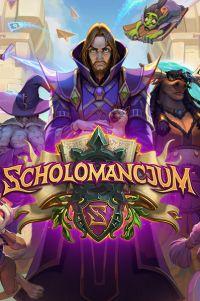 Okładka Hearthstone: Scholomance Academy (PC)