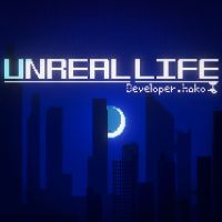 Game Box for Unreal Life (PC)