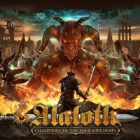 Game Box for Alaloth: Champions of the Four Kingdoms (PC)