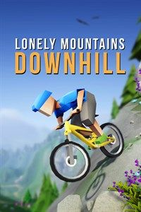 Game Box for Lonely Mountains: Downhill (PS4)