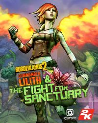 Game Box for Borderlands 2: Commander Lilith & the Fight for Sanctuary (PC)