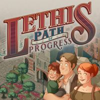 Game Box for Lethis: Path of Progress (Switch)