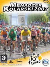 Okładka Pro Cycling Manager: Tour de France 2007 (PC)
