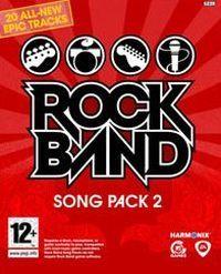 Okładka Rock Band Track Pack: Vol. 2 (PS3)