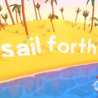 Game Box for Sail Forth (PS4)