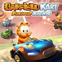 Game Box for Garfield Kart: Furious Racing (PC)