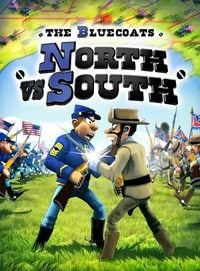 Game Box for The Bluecoats: North vs South (PC)