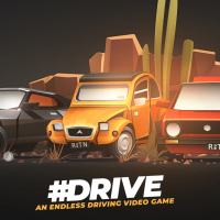 Game Box for #DRIVE (iOS)