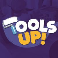 Game Box for Tools Up! (PS4)