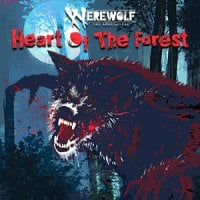 Game Box for Werewolf: The Apocalypse - Heart of the Forest (PC)