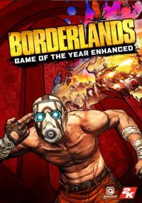 Game Box for Borderlands: Game of the Year Edition (PC)